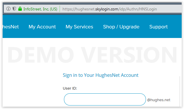 Info street Hughesnet page.PNG