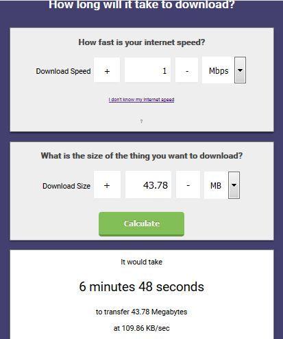 Download speed - HughesNet Community - 109193