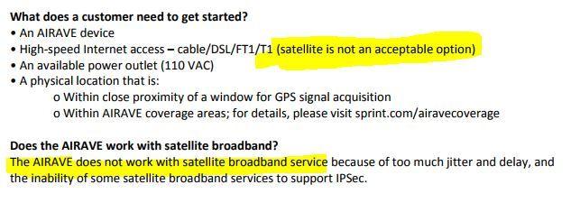 No cellular WiFi calling service - Page 2 - HughesNet